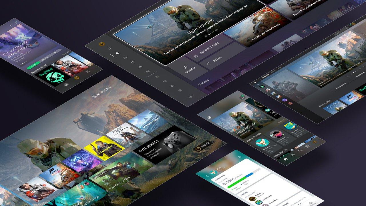 Xbox Series X Home Menu and Store UI Revealed