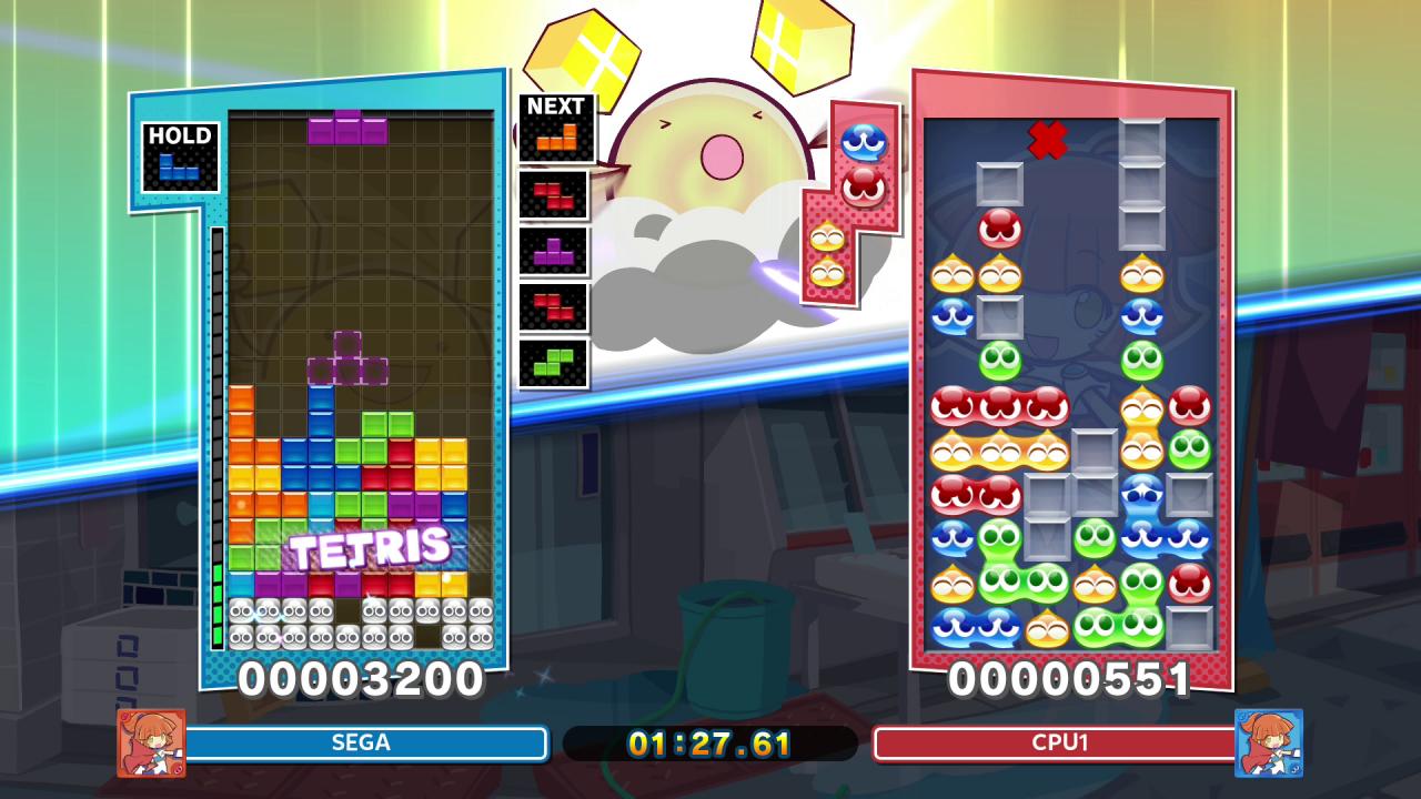 Sega Announces Adventure Mode For Puyo Puyo Tetris 2