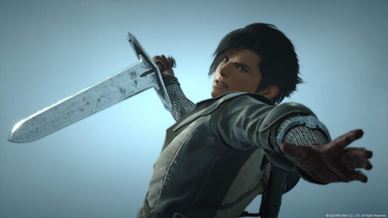 Final Fantasy Xvi Announced For Playstation 5
