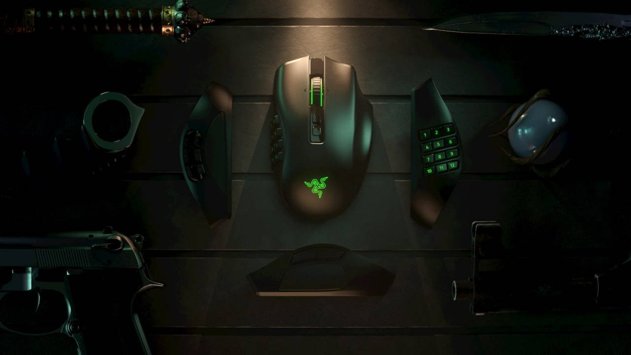 Razer Releases Naga Pro Mouse With 2020 HyperSpeed Line 1