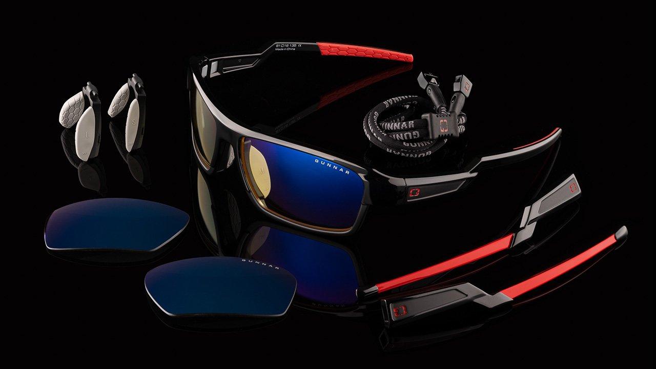 Gunnar Lightning Bolt 360 Gaming Glasses Review 7