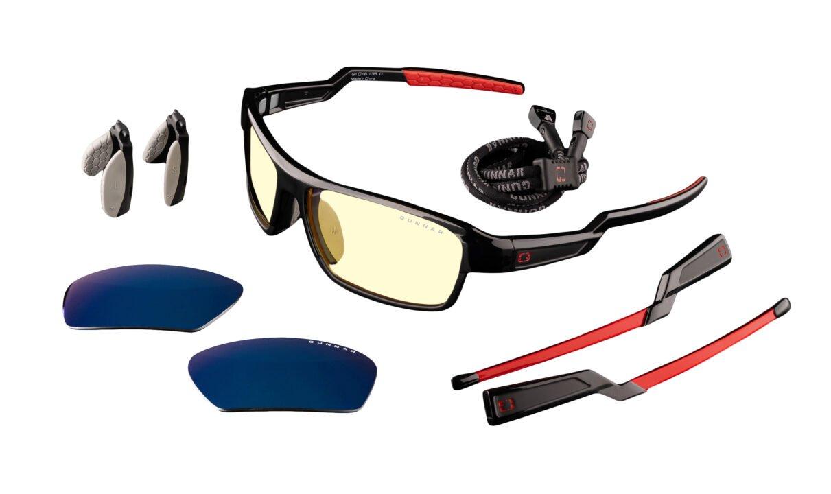 Gunnar Lightning Bolt 360 Gaming Glasses Review 12