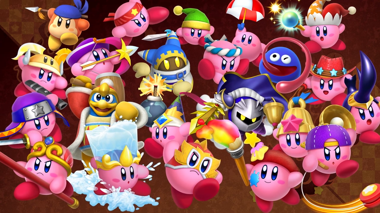 Kirby Fighters 2 Surprise Released for Nintendo Switch 2