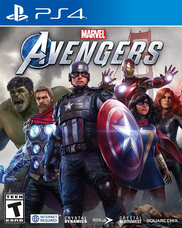 Marvel's Avengers (PS4) Review 11