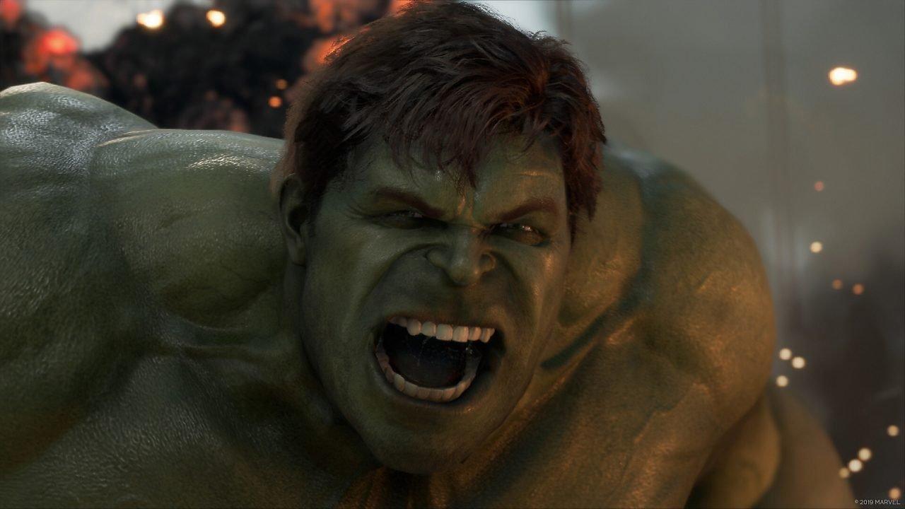 Marvel's Avengers (Ps4) Review