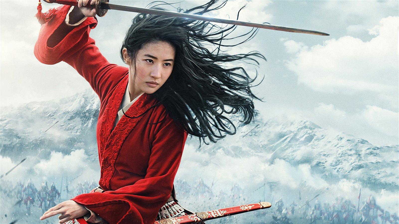 Mulan (2020) Review 1