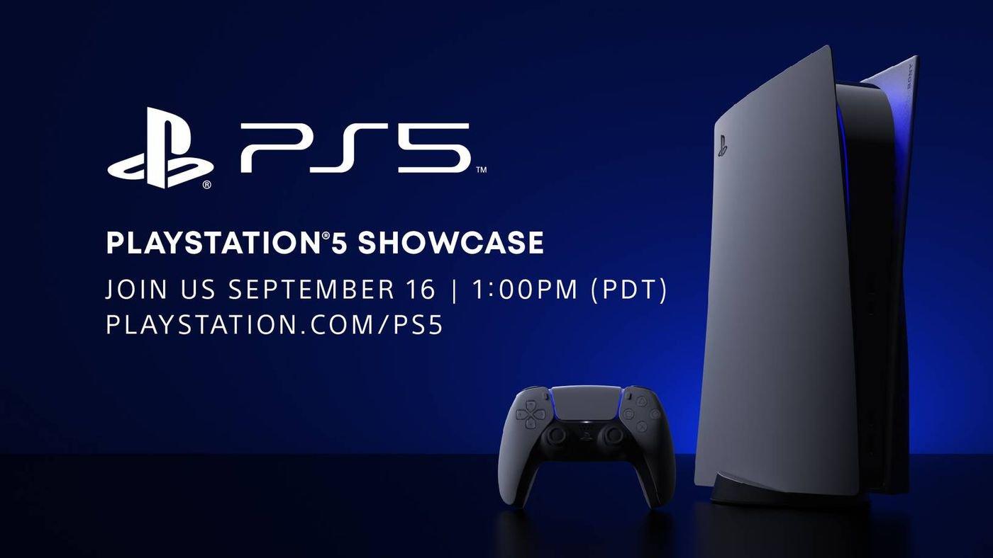 PlayStation 5 Showcase Set For September 16th 1