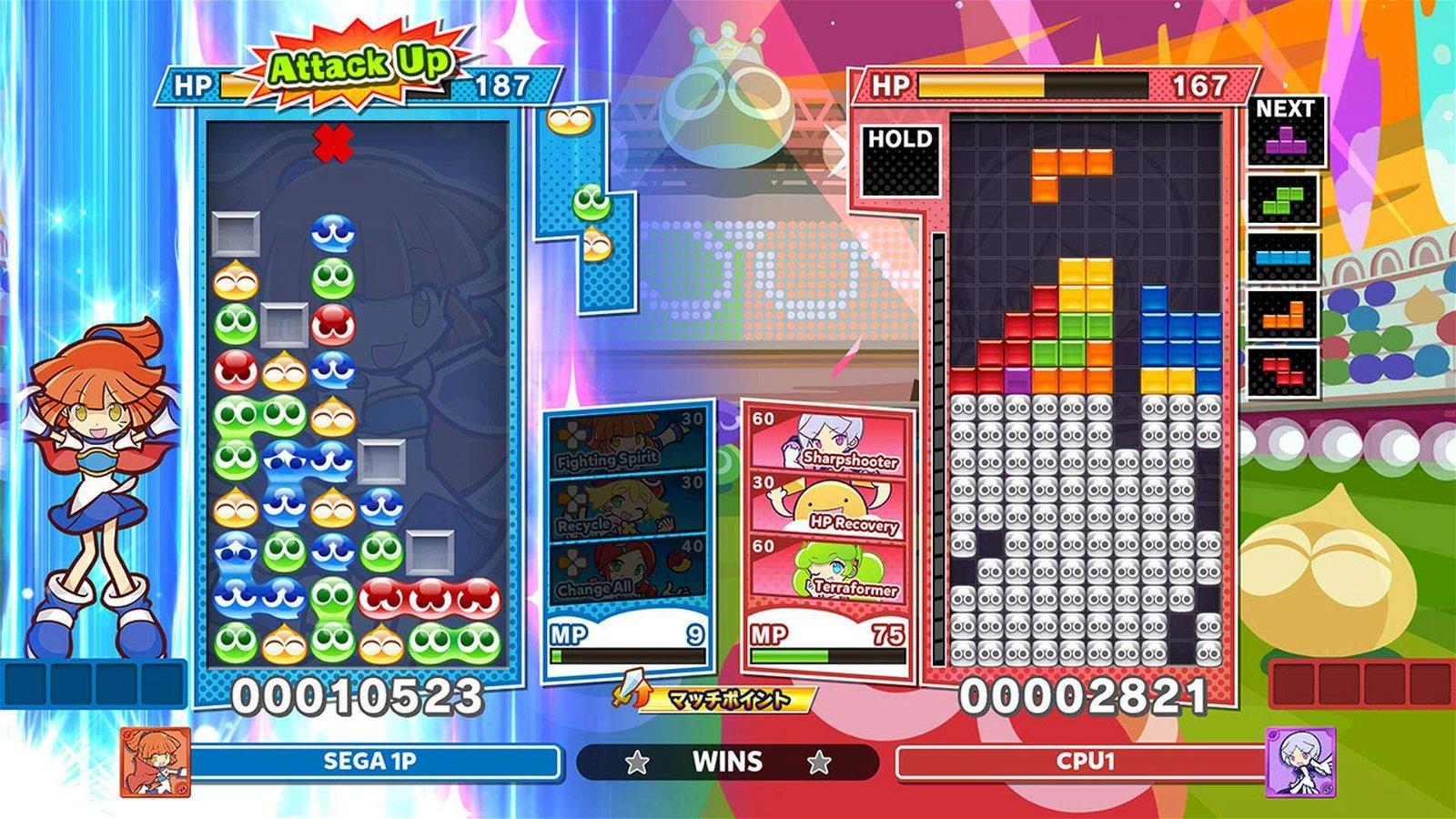 SEGA Announces Adventure Mode for Puyo Puyo Tetris 2 1