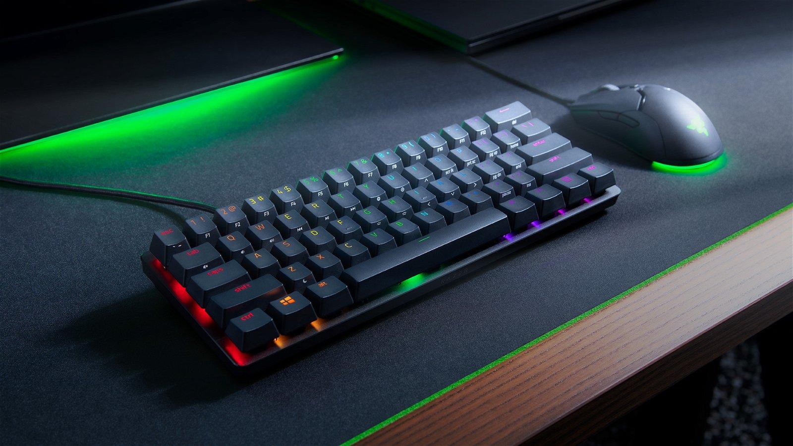 Razer Huntsman Mini Keyboard Review 3