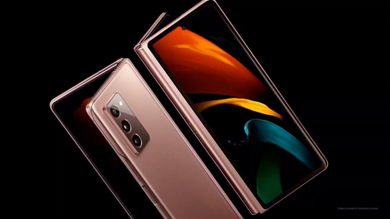 Samsung Unveils Details and Release Date for Fold 2 Device 1