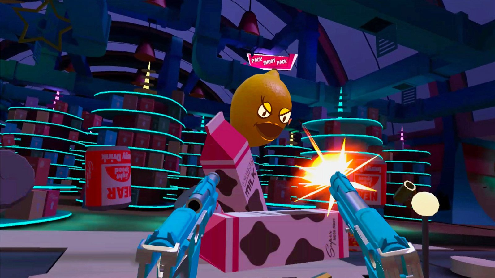 Shooty Fruity (Quest) Review 8