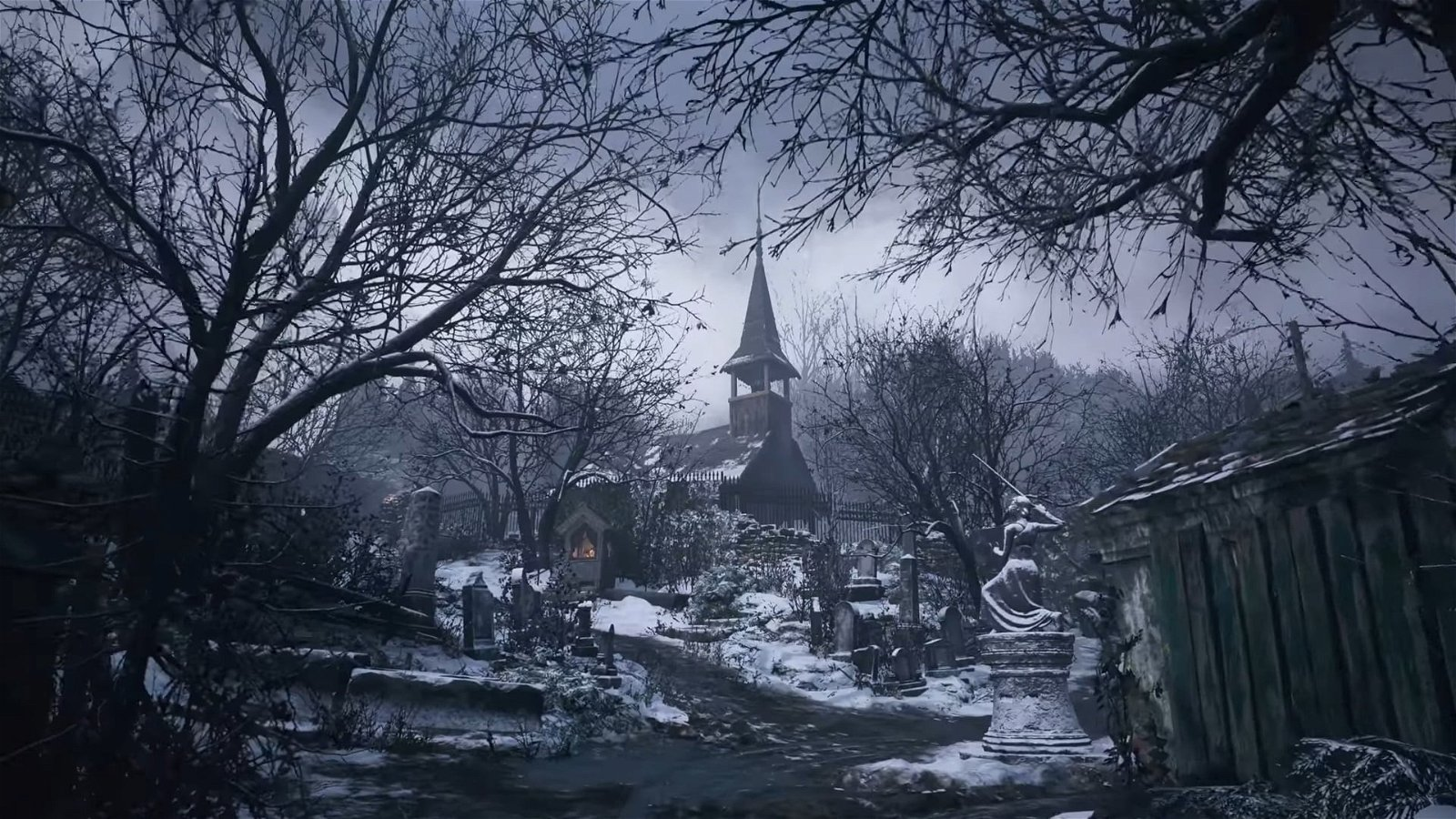 TGS 2020: Capcom hints that current-gen versions of Resident Evil VILLAGE may be Possible (but makes no promises) 2