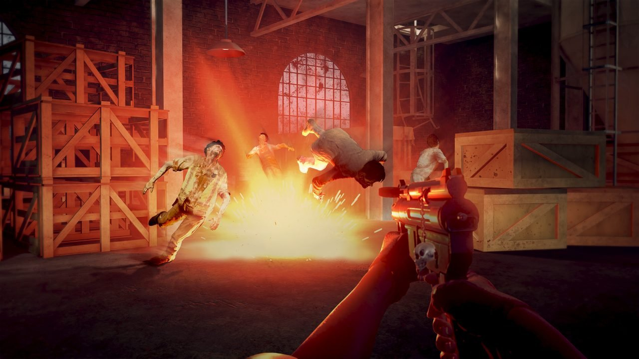 The Walking Dead Onslaught (Vr) Review 2