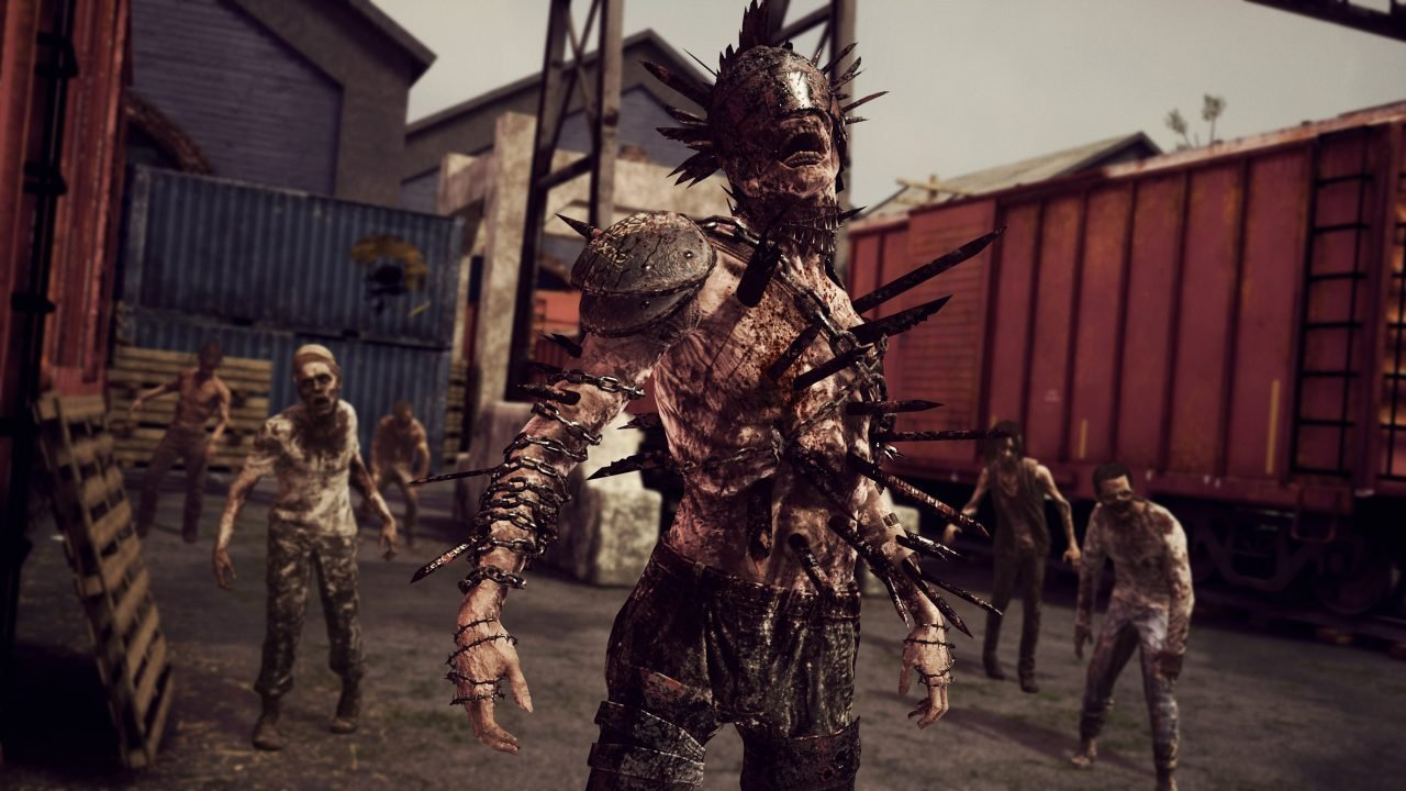 The Walking Dead Onslaught (Vr) Review 3