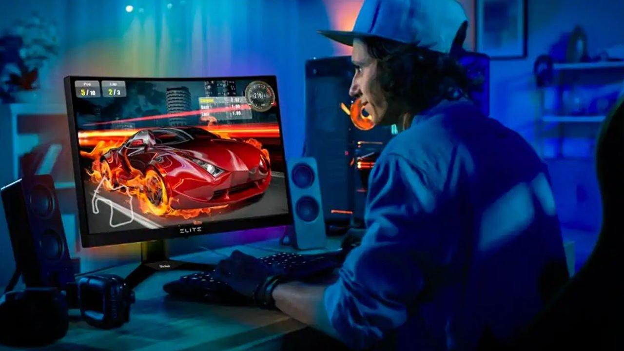 Viewsonic Elite Xg270Qc Gaming Monitor Review 7