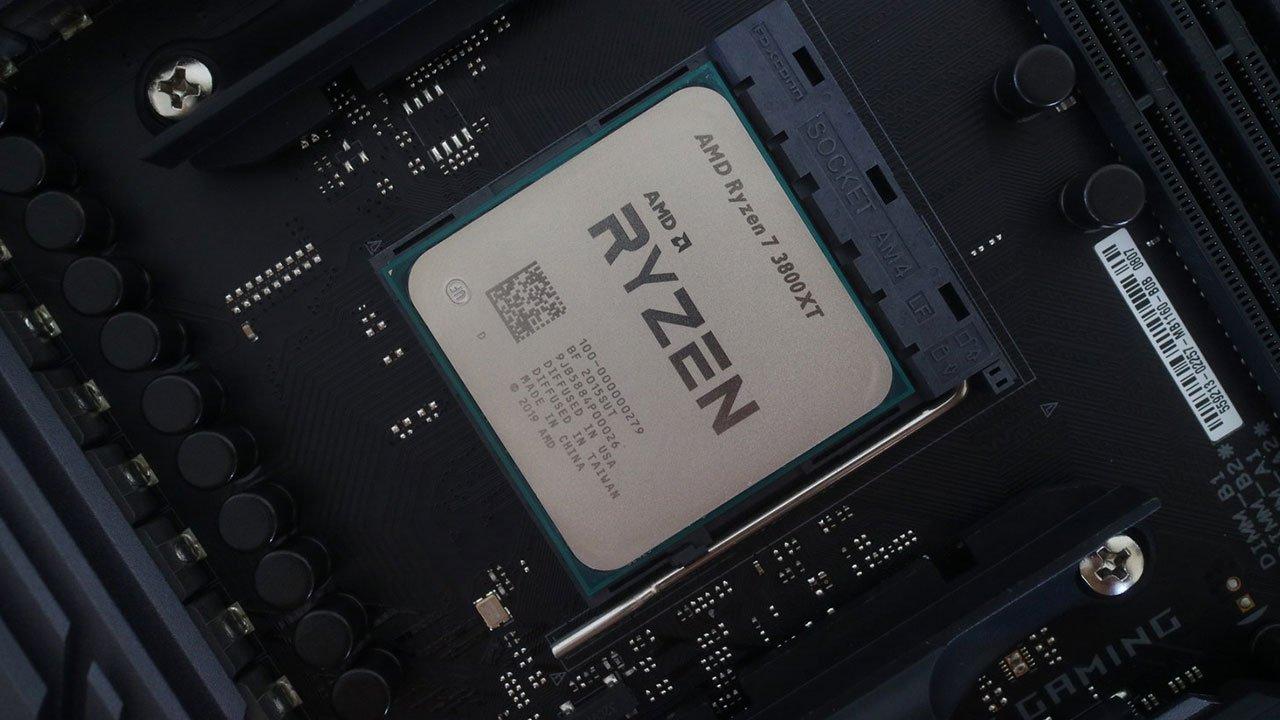 AMD Ryzen 7 3800XT CPU Hardware Review