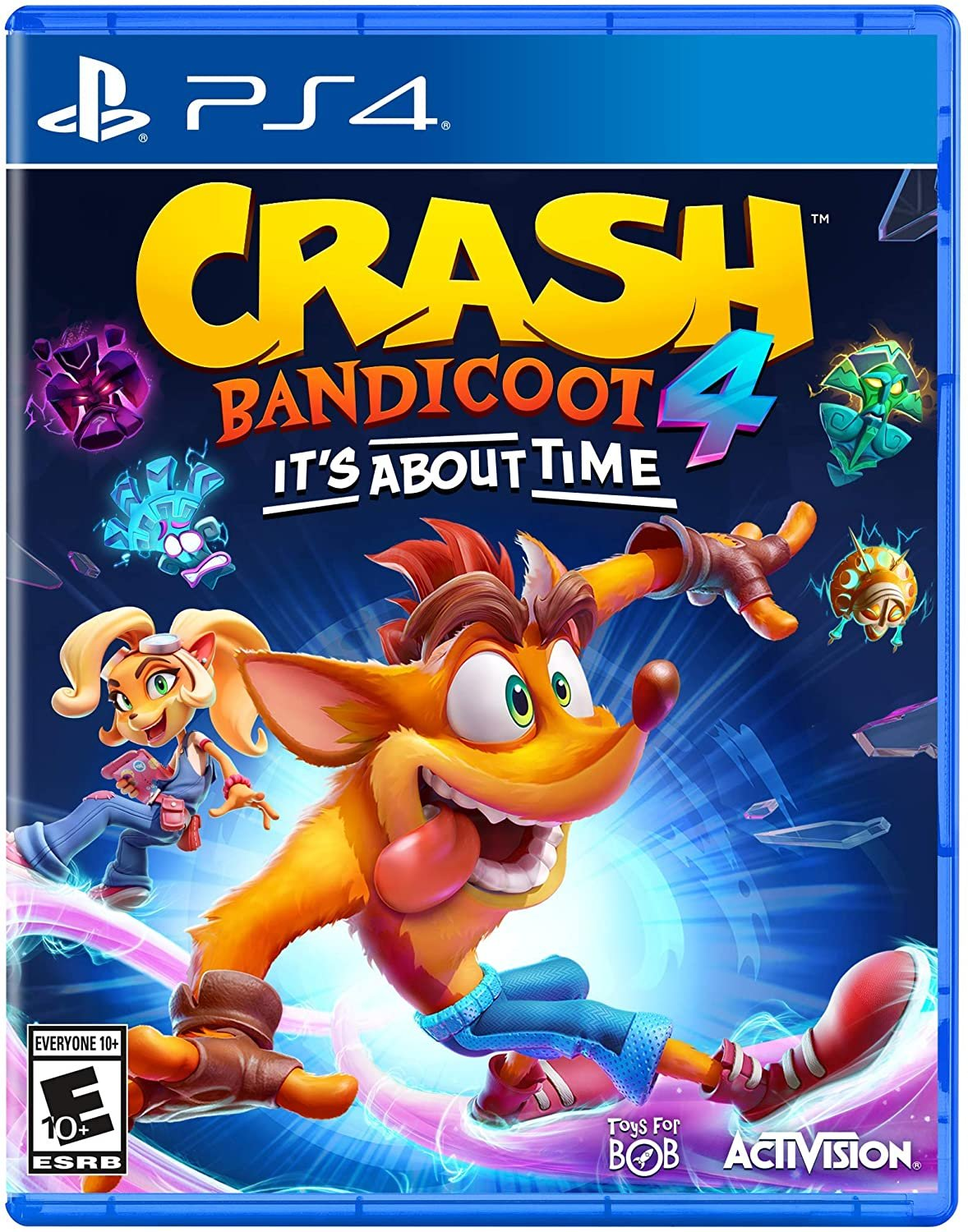 Crash Bandicoot 4: It's About Time (PS4) Review 1