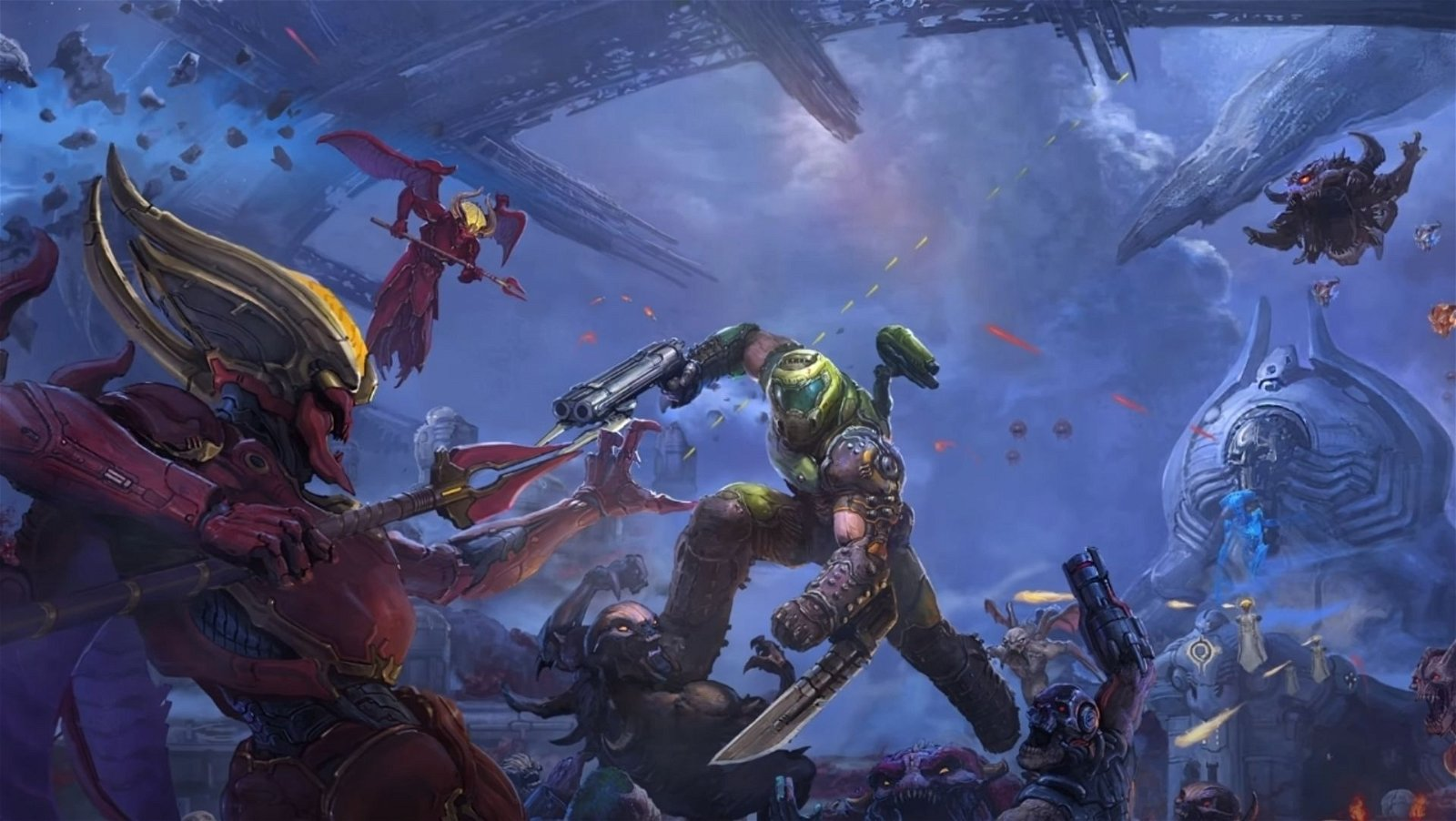 Doom Eternal: The Ancient Gods Part One Releases Today 1