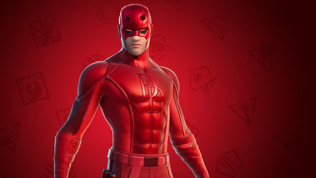 Fortnite Chapter 2 Season 4 - Daredevil is coming!