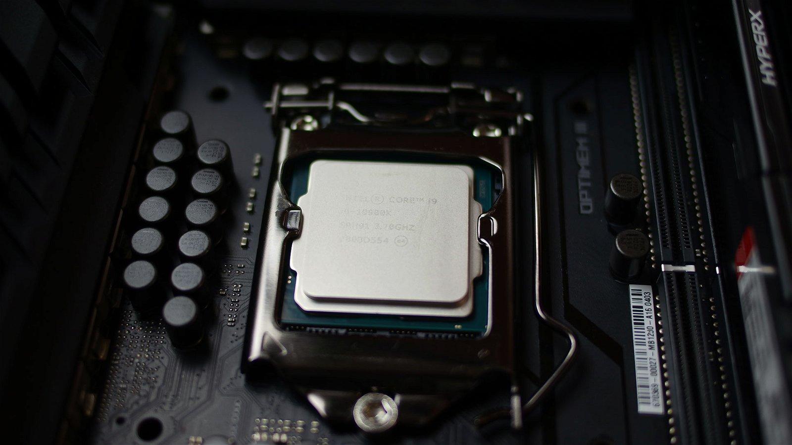 Intel Core i9-10900K (Hardware) Review 8