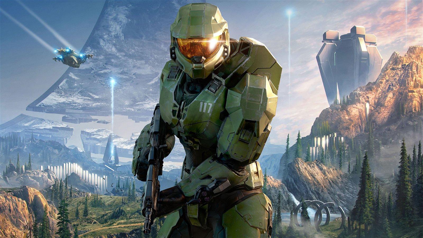 Halo Infinite Loses Director