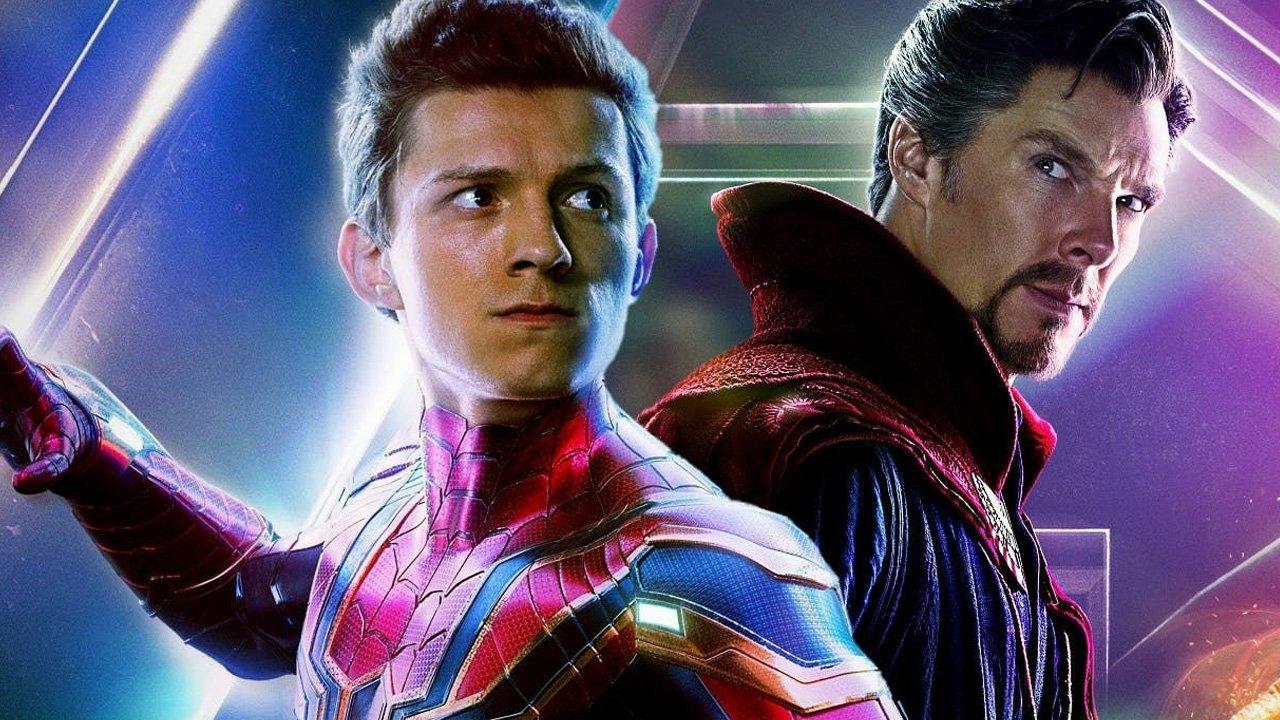 Marvel Studios Spider-Man 3 - Benedict Cumberbatch's Doctor Strange joins the sequel's cast! 2