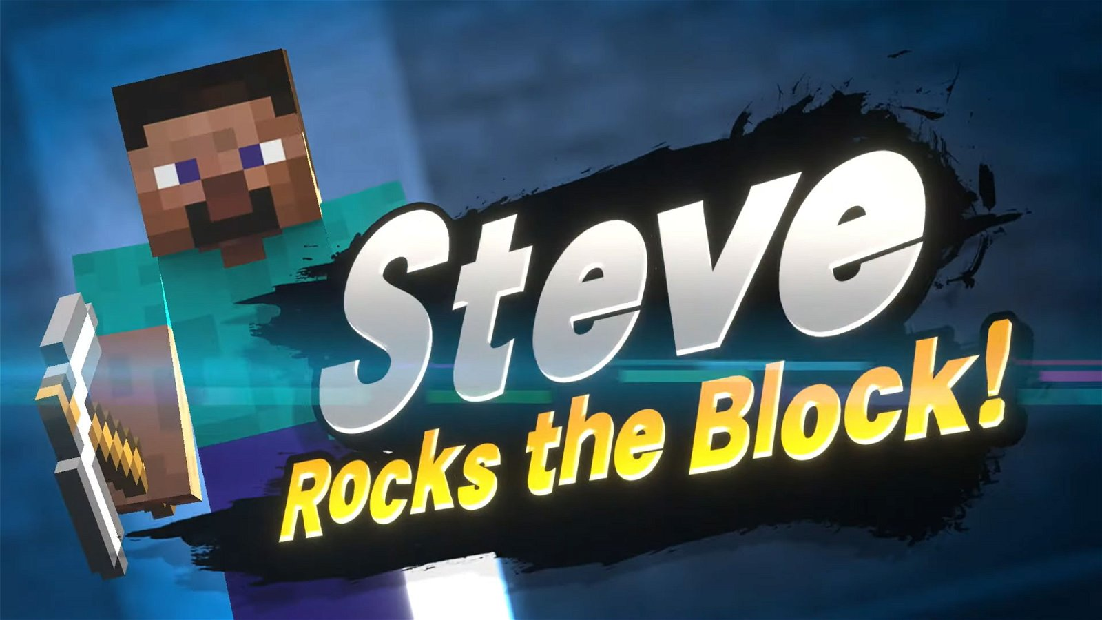 Minecraft Joins the Super Smash Bros Ultimate Roster 1