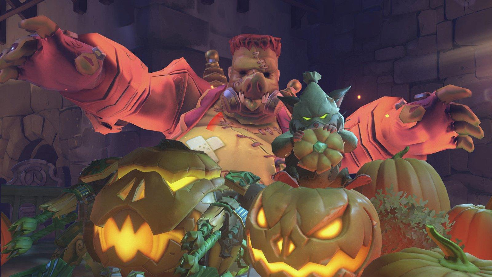 Overwatch Unleashes Fresh Terror for Halloween 2020