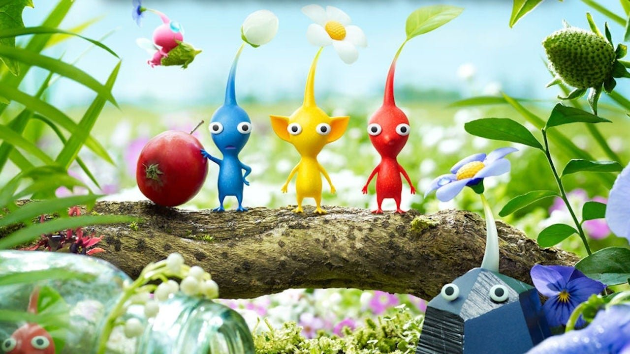 Pikmin 3 Deluxe (Nintendo Switch) Review - CGMagazine