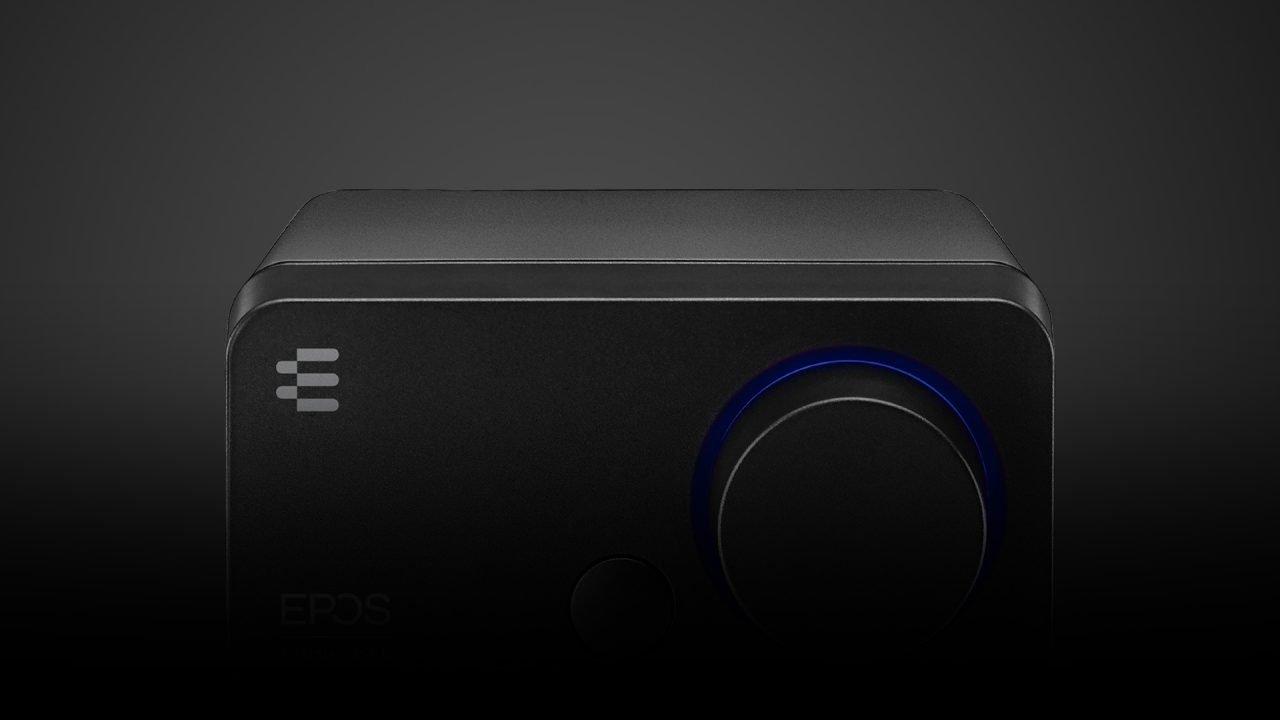 Sennheiser Epos Gsx 300 Gaming Series Review