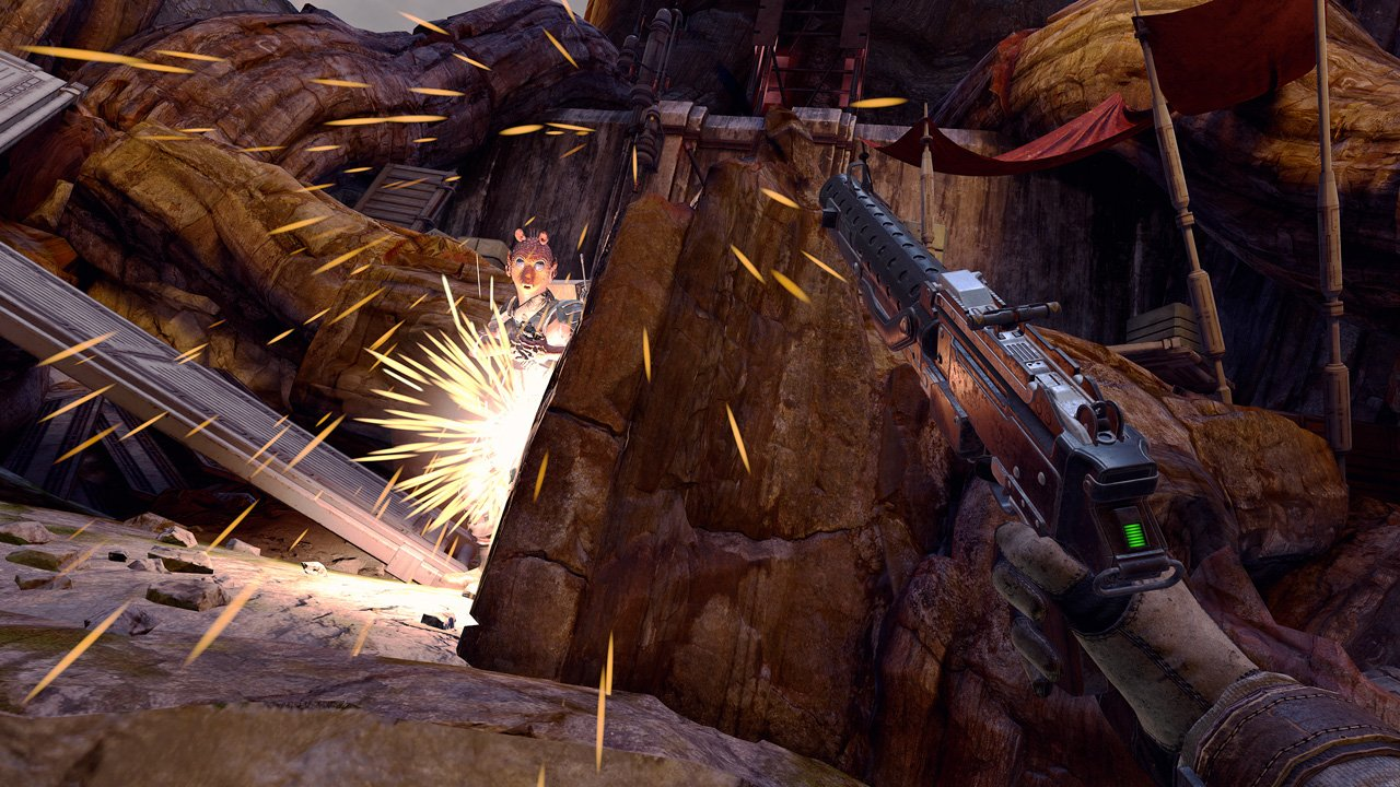Star Wars Galaxy'S Edge Vr Gets New Trailer, Details And Lightsabers 4