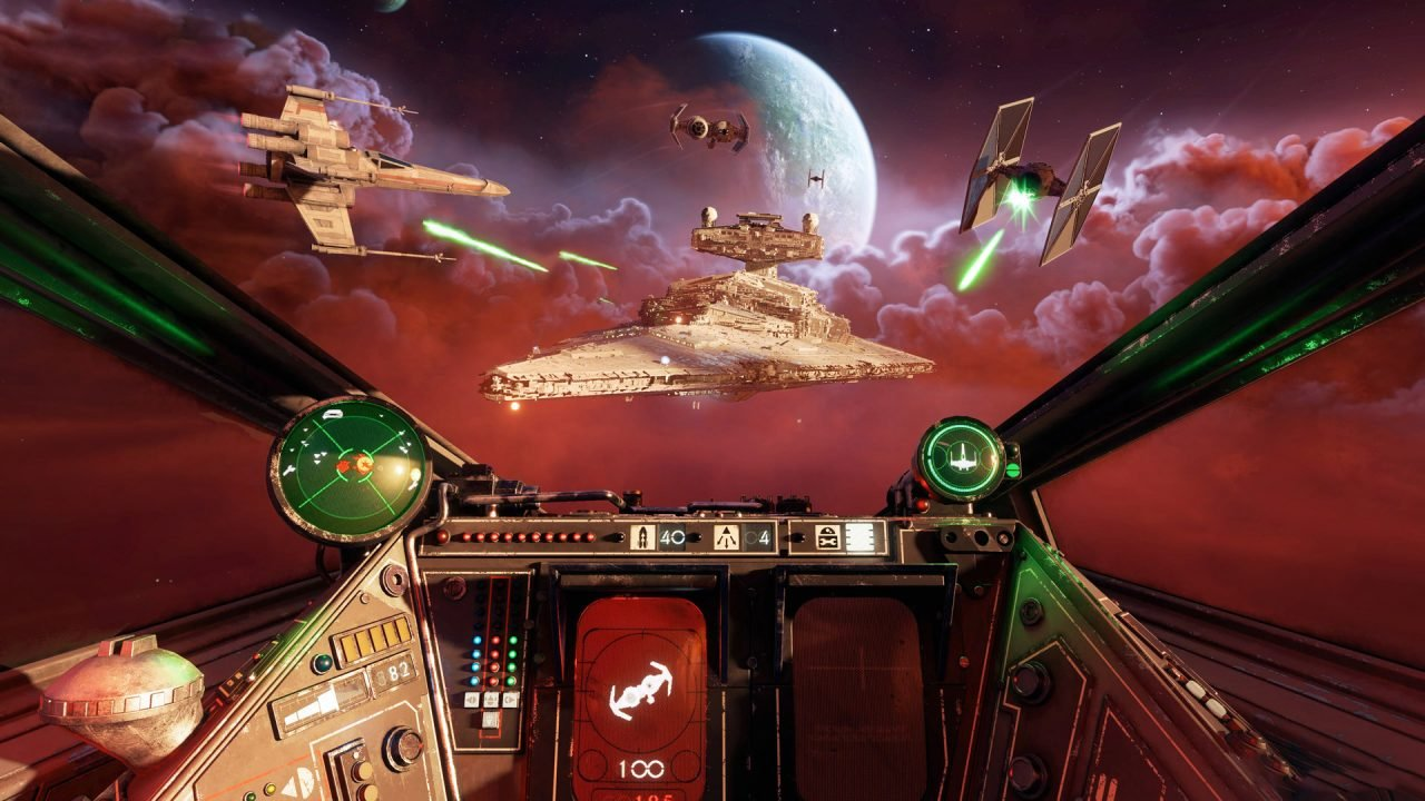 Star Wars Squadrons Couldn'T Exist Without Ea'S Mistakes