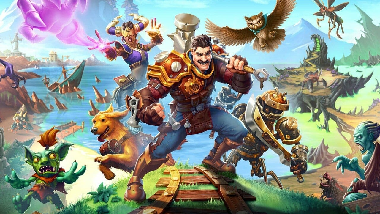 Torchlight III (PS4) Review 1