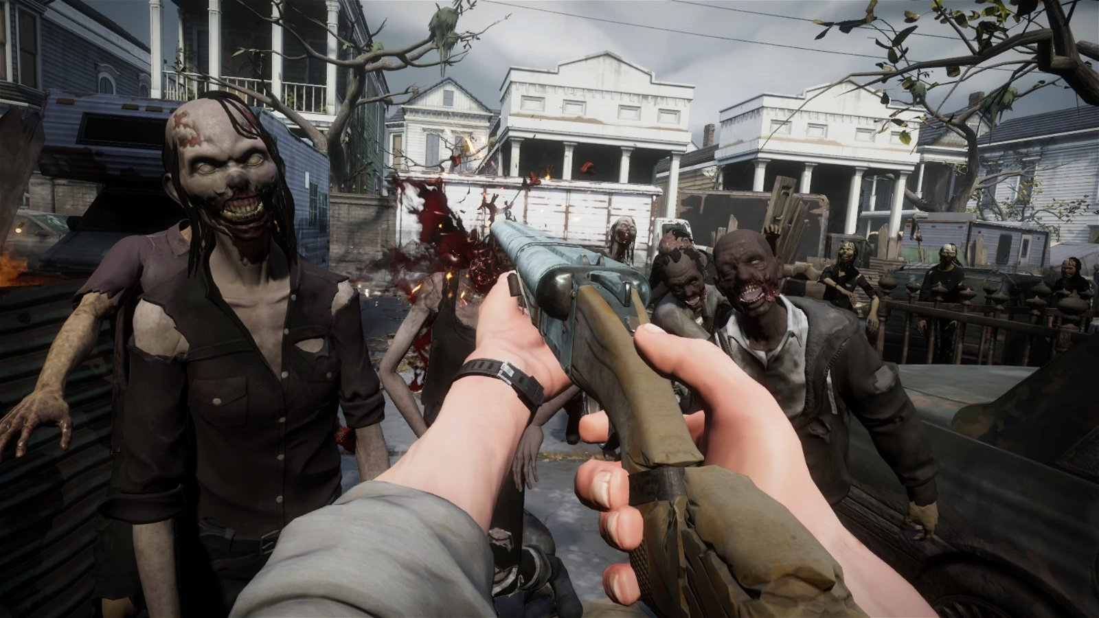 The Walking Dead Saints and Sinners Released on Oculus Quest