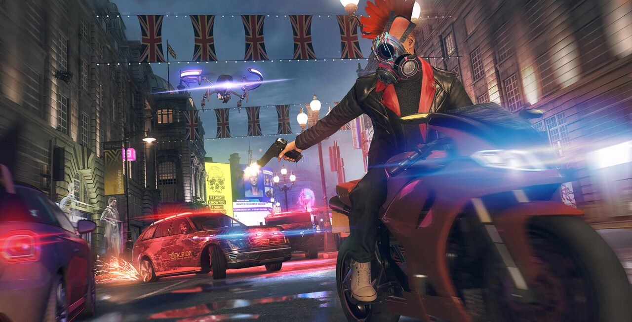 Watch Dogs: Legion (Pc) Review