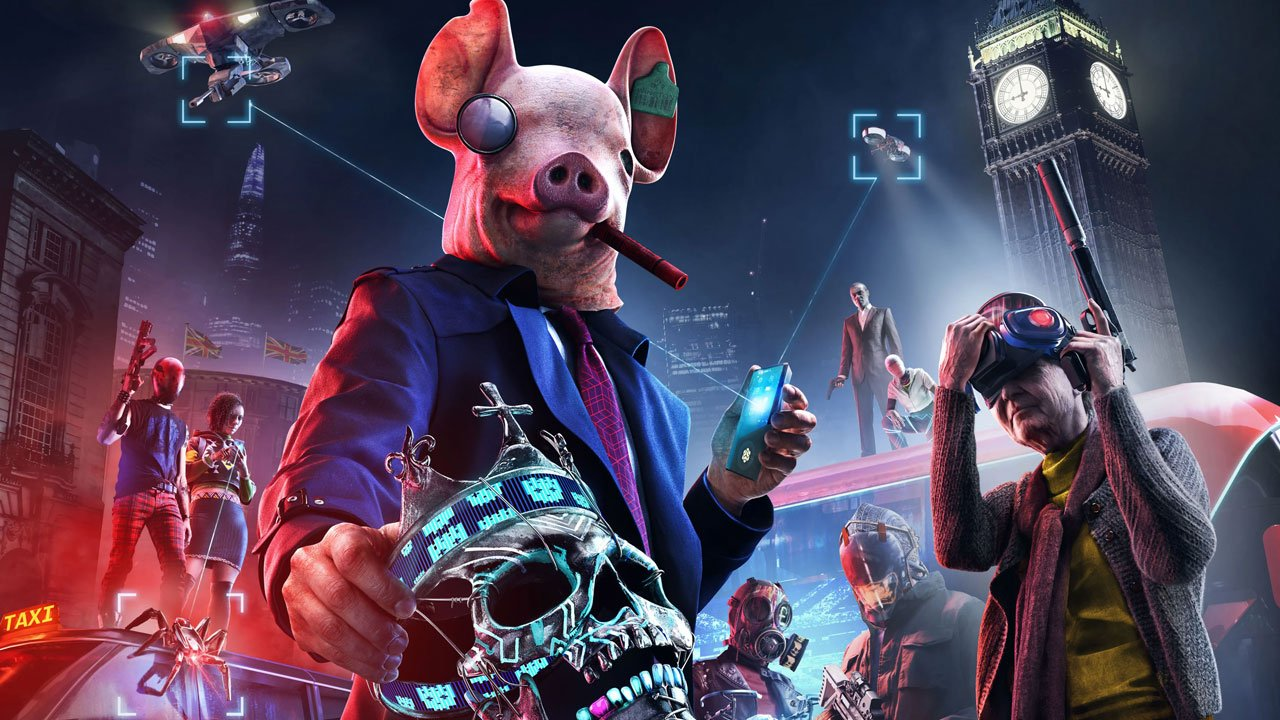 Watch Dogs: Legion (PC) Review 1