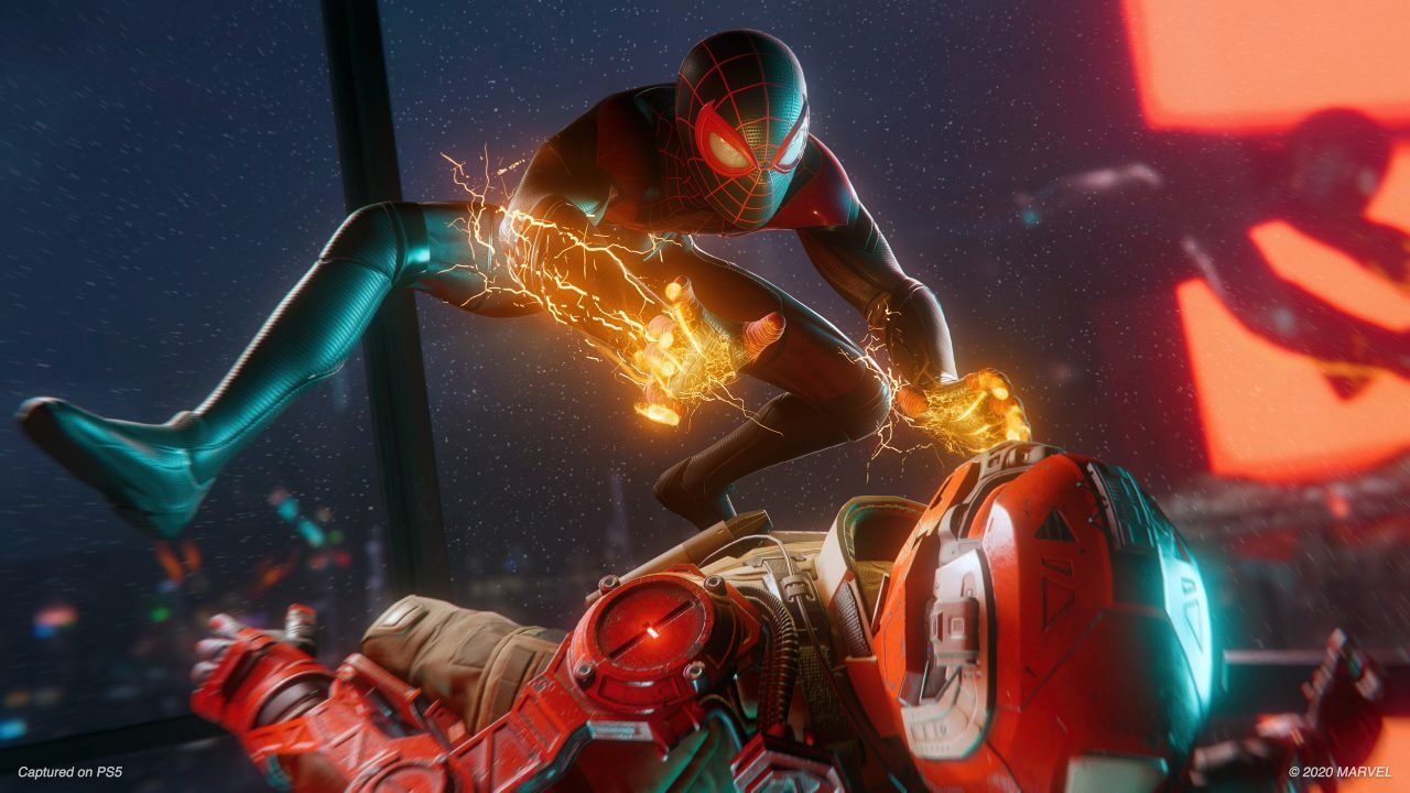 Marvel'S Spider-Man: Miles Morales Ps5 Review 5