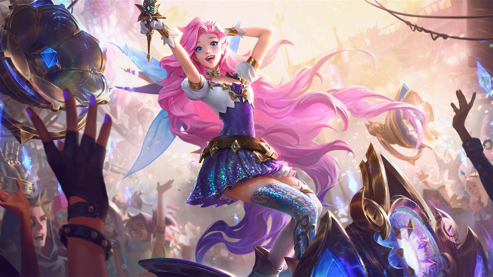 League of Legends' New Character Allegedly Based on Real Person
