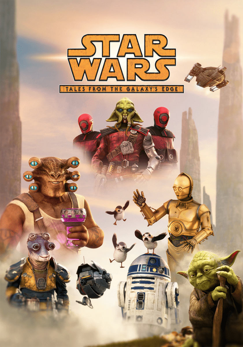 Star Wars Tales From the Galaxy's Edge (VR) Review 10