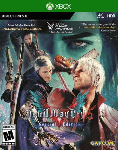 Devil May Cry: Special Edition (Xbox Series X/S) Review 12