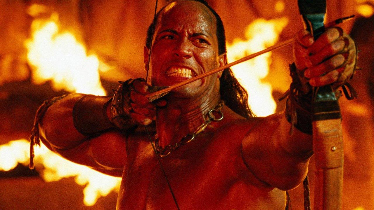 Dwayne Johnson Will Produce Universal's Scorpion King Reboot 2
