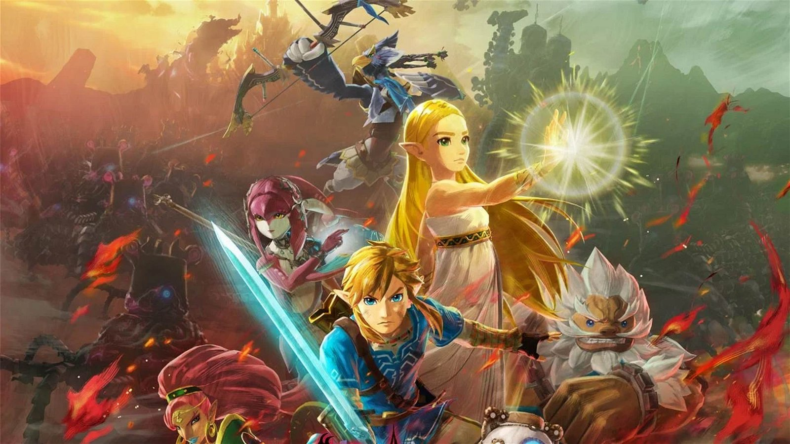 Hyrule Warriors: Age of Calamity Review 5