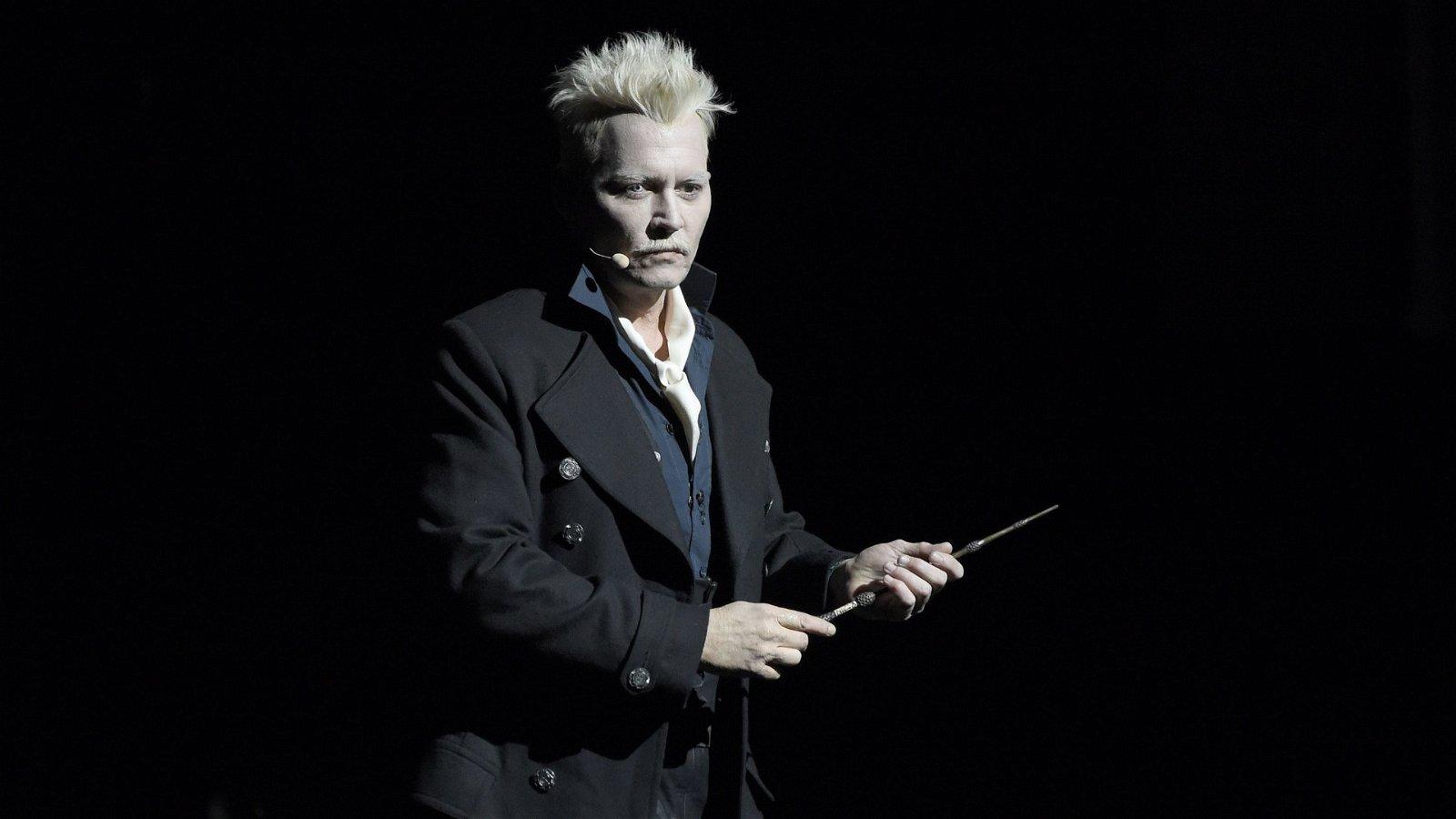 Johnny Depp Resigns as Grindelwald for Fantastic Beasts 3 1