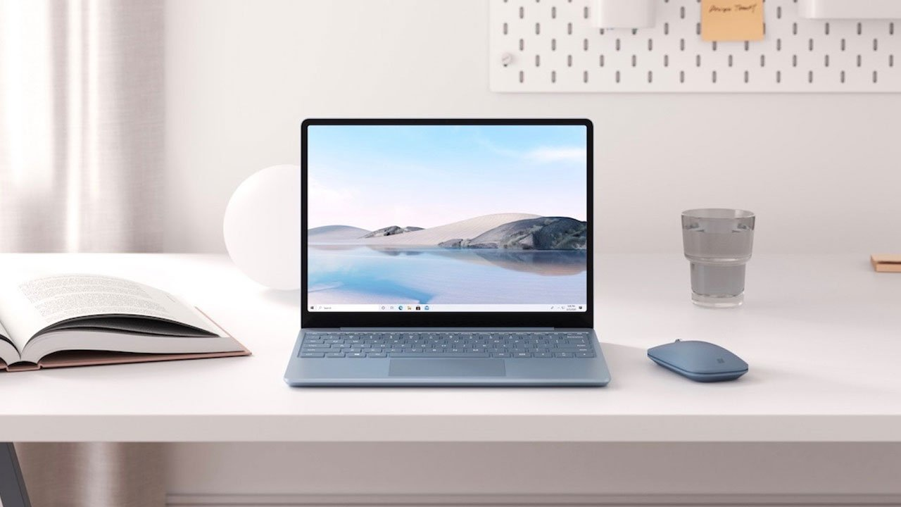Microsoft Surface Laptop Go Review 7