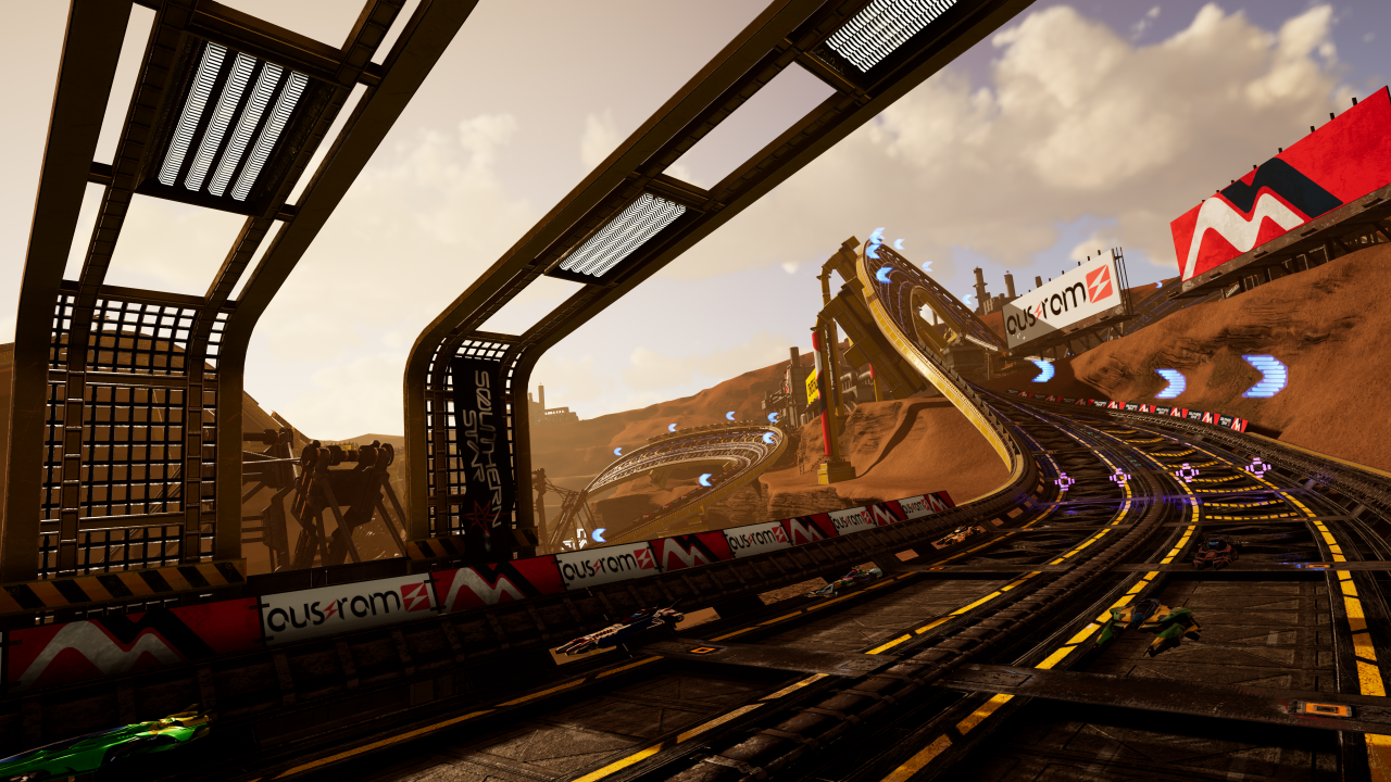 Pacer (Ps4) Review 6