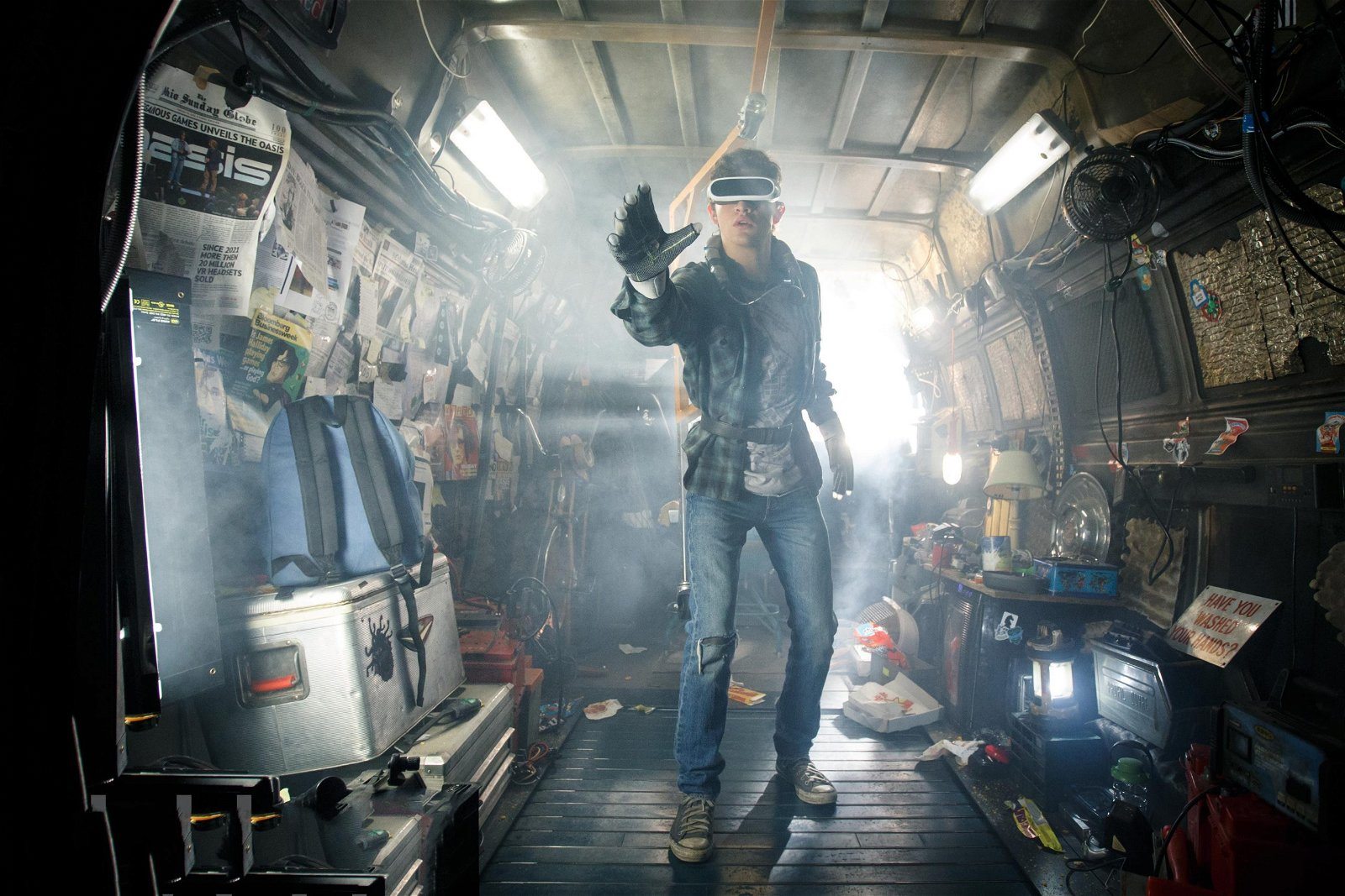 Ready Player Two Live Bigscreen VR Event With Ernest Cline Announced
