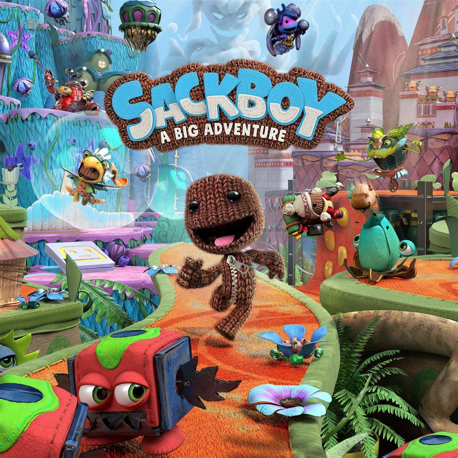 Sackboy: A Big Adventure Review 1