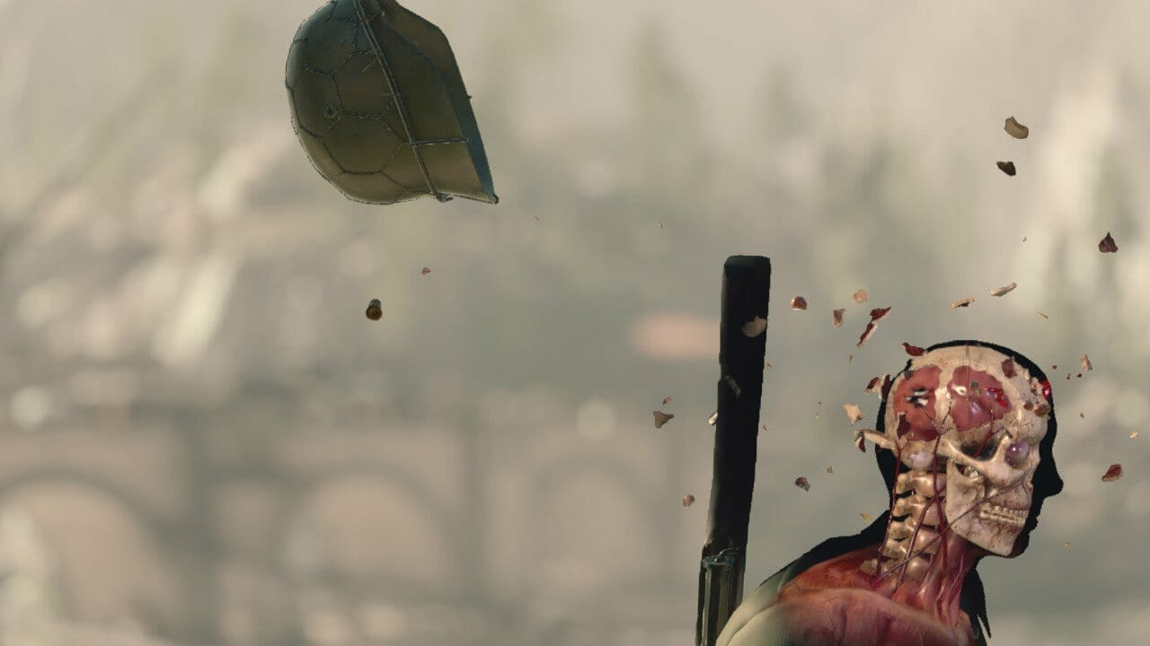 Sniper Elite 4 (Switch) Review 8