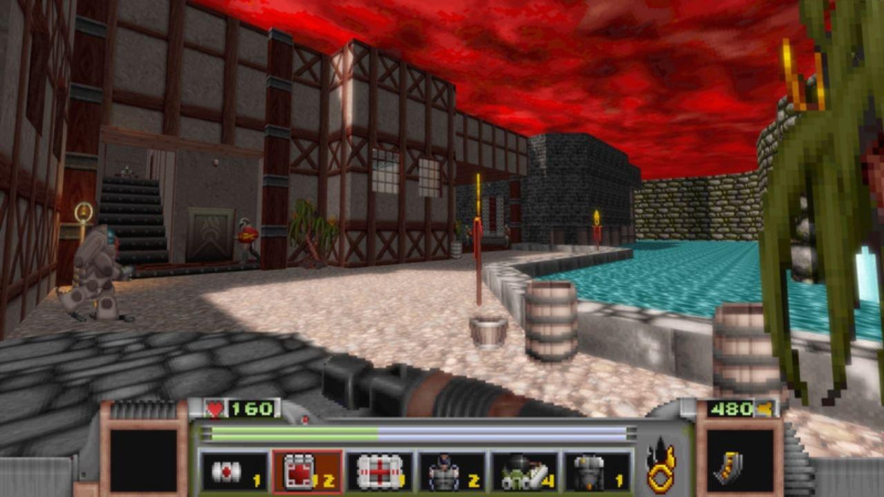 Strife Veteran Edition Switch Screenshot01