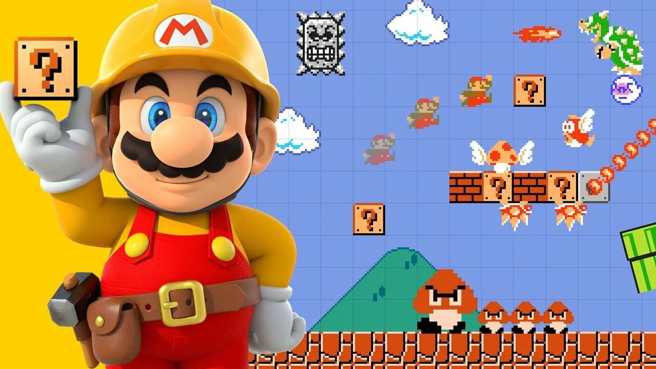 Super Mario Maker to Retire From Wii U March 31 3